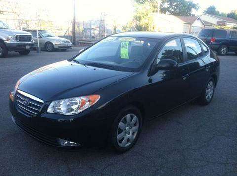 2008 Hyundai Elantra for sale at Champion Auto Sales II INC in Rochester NY