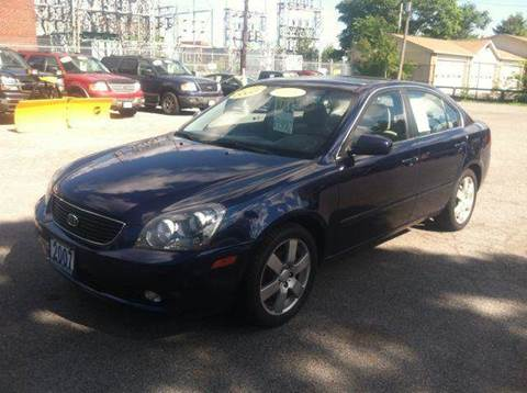 2007 Kia Optima for sale at Champion Auto Sales II INC in Rochester NY