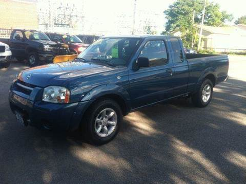 2002 Nissan Frontier for sale at Champion Auto Sales II INC in Rochester NY