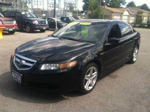 2005 Acura TL for sale at Champion Auto Sales II INC in Rochester NY