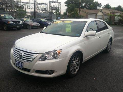 2008 Toyota Avalon for sale at Champion Auto Sales II INC in Rochester NY