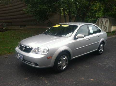 2006 Suzuki Forenza for sale at Champion Auto Sales II INC in Rochester NY