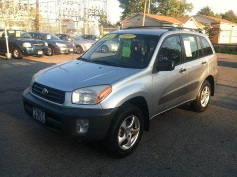 2001 Toyota RAV4 for sale at Champion Auto Sales II INC in Rochester NY