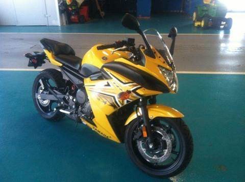 2009 Yamaha FZ6R for sale at Champion Auto Sales II INC in Rochester NY