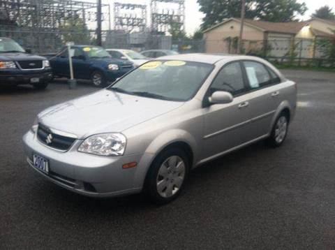 2007 Suzuki Forenza for sale at Champion Auto Sales II INC in Rochester NY