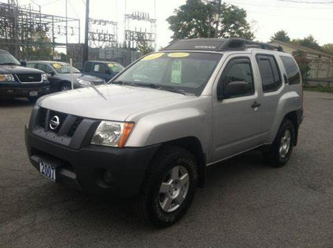 2007 Nissan Xterra for sale at Champion Auto Sales II INC in Rochester NY