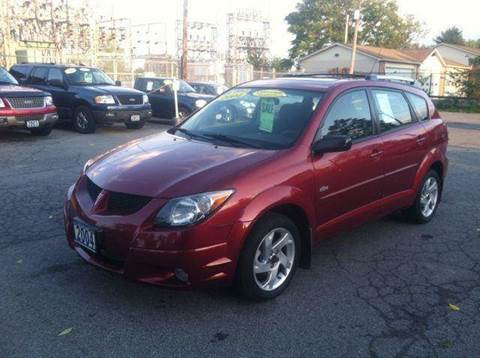 2004 Pontiac Vibe for sale at Champion Auto Sales II INC in Rochester NY