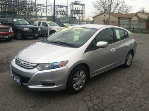 2010 Honda Insight for sale at Champion Auto Sales II INC in Rochester NY