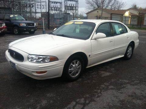 2005 Buick LeSabre for sale at Champion Auto Sales II INC in Rochester NY