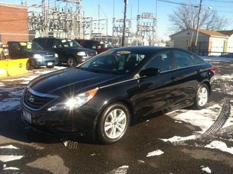 2011 Hyundai Sonata for sale at Champion Auto Sales II INC in Rochester NY