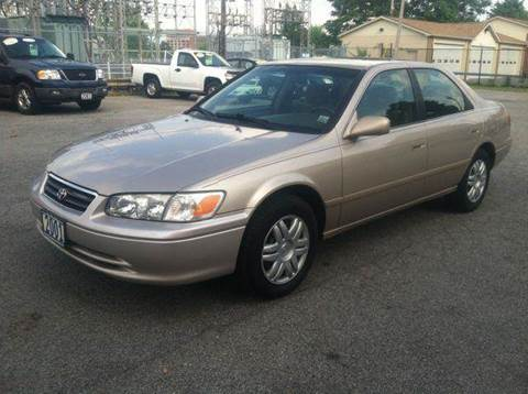 2001 Toyota Camry for sale at Champion Auto Sales II INC in Rochester NY