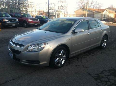 2008 Chevrolet Malibu for sale at Champion Auto Sales II INC in Rochester NY