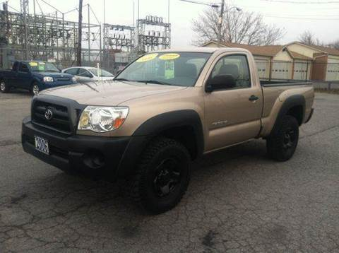 2006 Toyota Tacoma for sale at Champion Auto Sales II INC in Rochester NY