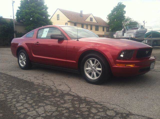 2006 Ford Mustang for sale at Champion Auto Sales II INC in Rochester NY