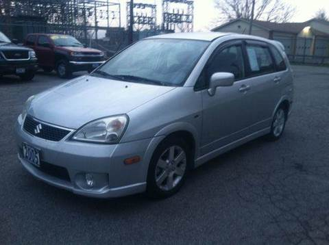 2005 Suzuki Aerio for sale at Champion Auto Sales II INC in Rochester NY