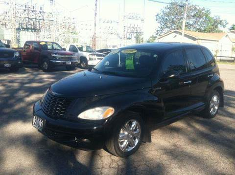 2003 Chrysler PT Cruiser for sale at Champion Auto Sales II INC in Rochester NY