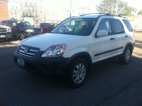 2005 Honda CR-V for sale at Champion Auto Sales II INC in Rochester NY