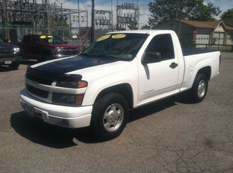 2005 Chevrolet Colorado for sale at Champion Auto Sales II INC in Rochester NY