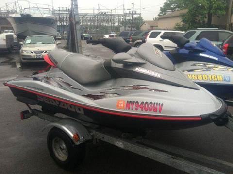 2000 Sea-Doo RX DI for sale at Champion Auto Sales II INC in Rochester NY