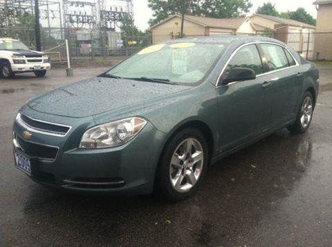 2009 Chevrolet Malibu for sale at Champion Auto Sales II INC in Rochester NY