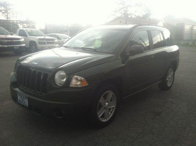 2007 Jeep Compass for sale at Champion Auto Sales II INC in Rochester NY