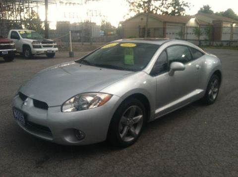 2006 Mitsubishi Eclipse for sale at Champion Auto Sales II INC in Rochester NY