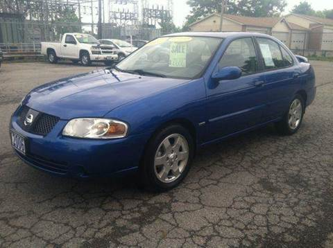 2006 Nissan Sentra for sale at Champion Auto Sales II INC in Rochester NY
