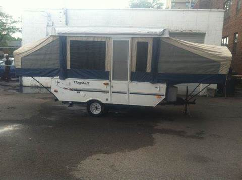 2008 Forest River Flagstaff for sale at Champion Auto Sales II INC in Rochester NY