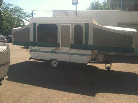 1996 Starcraft Starflyer 1021 for sale at Champion Auto Sales II INC in Rochester NY