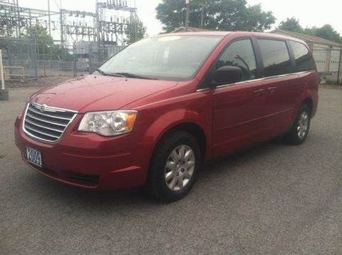 2009 Chrysler Town and Country for sale at Champion Auto Sales II INC in Rochester NY