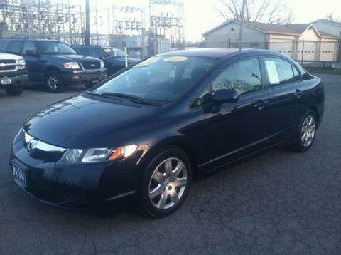 2010 Honda Civic for sale at Champion Auto Sales II INC in Rochester NY