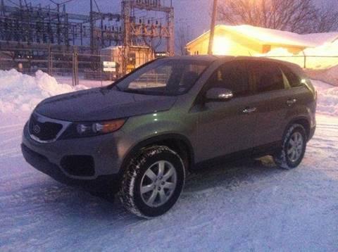 2011 Kia Sorento for sale at Champion Auto Sales II INC in Rochester NY