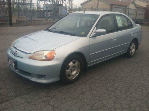 2003 Honda Civic for sale at Champion Auto Sales II INC in Rochester NY
