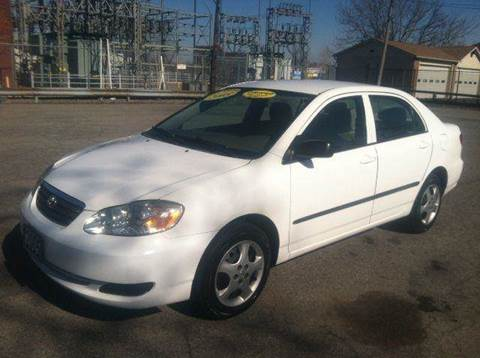 2005 Toyota Corolla for sale at Champion Auto Sales II INC in Rochester NY