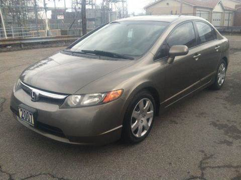 2007 Honda Civic for sale at Champion Auto Sales II INC in Rochester NY
