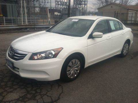 2012 Honda Accord for sale at Champion Auto Sales II INC in Rochester NY