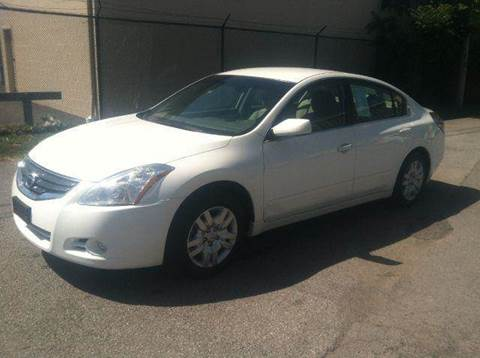 2012 Nissan Altima for sale at Champion Auto Sales II INC in Rochester NY