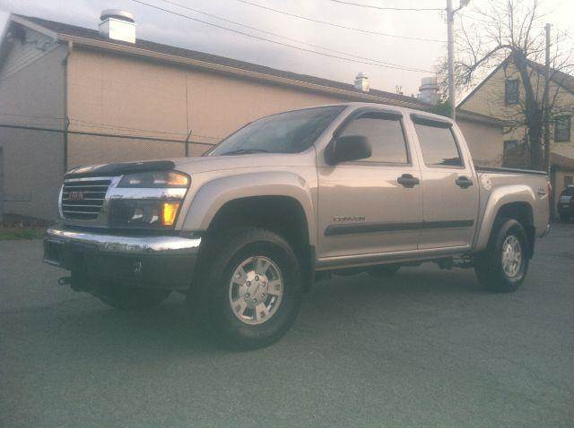 2004 GMC Canyon for sale at Champion Auto Sales II INC in Rochester NY