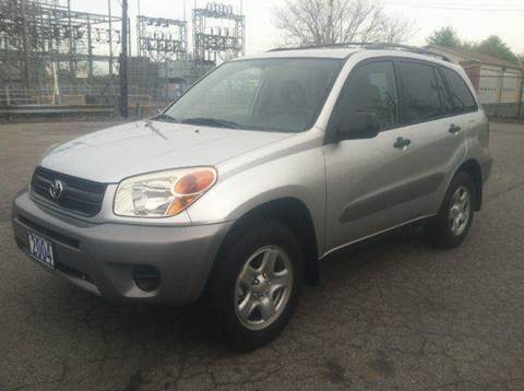 2004 Toyota RAV4 for sale at Champion Auto Sales II INC in Rochester NY