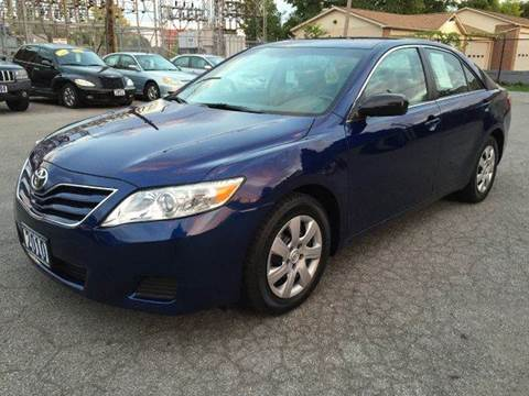 2010 Toyota Camry for sale at Champion Auto Sales II INC in Rochester NY