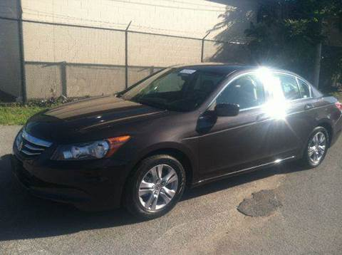 2011 Honda Accord for sale at Champion Auto Sales II INC in Rochester NY