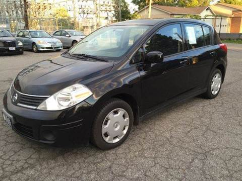 2008 Nissan Versa for sale at Champion Auto Sales II INC in Rochester NY