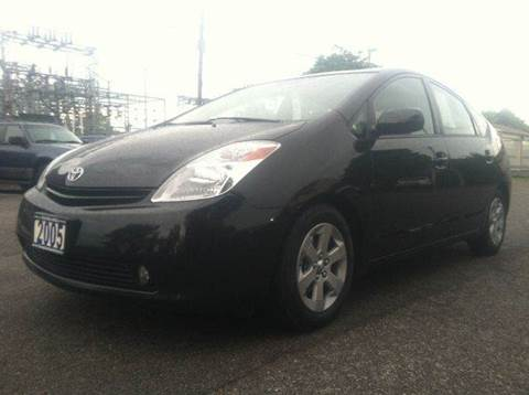 2005 Toyota Prius for sale at Champion Auto Sales II INC in Rochester NY