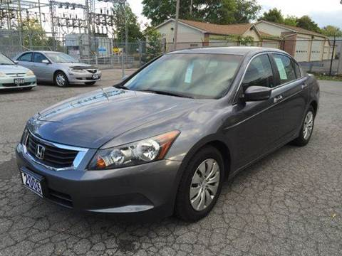 2008 Honda Accord for sale at Champion Auto Sales II INC in Rochester NY