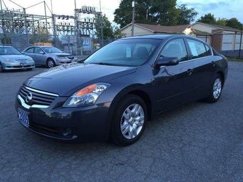 2009 Nissan Altima for sale at Champion Auto Sales II INC in Rochester NY