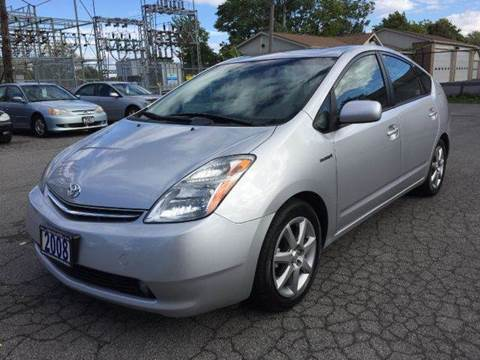 2008 Toyota Prius for sale at Champion Auto Sales II INC in Rochester NY