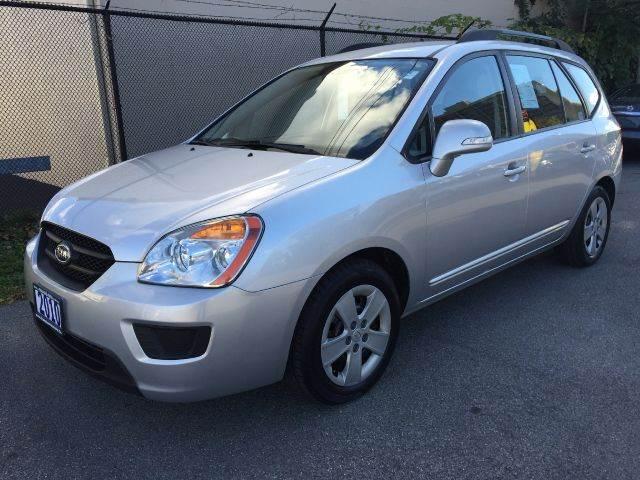 2010 Kia Rondo for sale at Champion Auto Sales II INC in Rochester NY