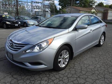 2012 Hyundai Sonata for sale at Champion Auto Sales II INC in Rochester NY