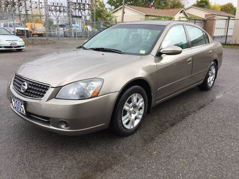 2005 Nissan Altima for sale at Champion Auto Sales II INC in Rochester NY