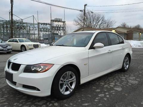 2008 BMW 3 Series for sale at Champion Auto Sales II INC in Rochester NY